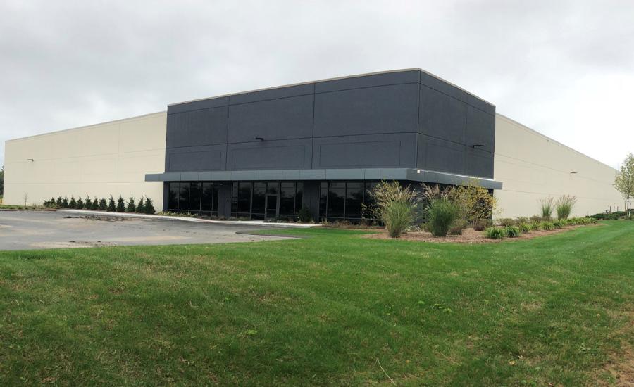 600 West Street Warehouse in Mansfield MA