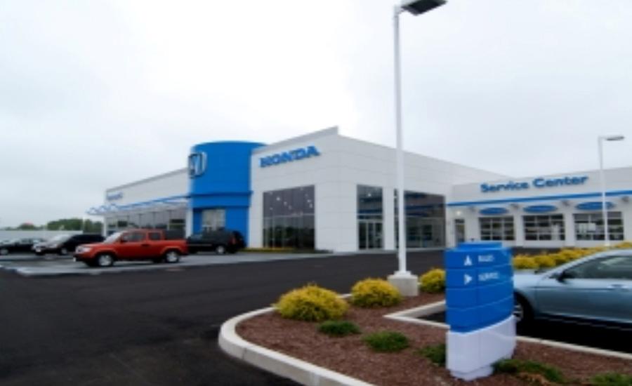 Bernardi-Honda Building in Brockton MA