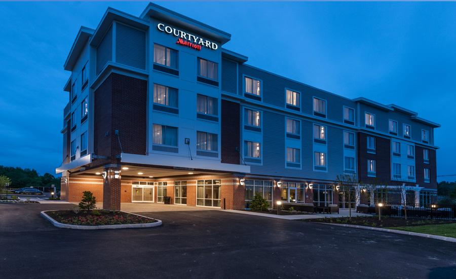 Courtyard Marriott in Littleton MA